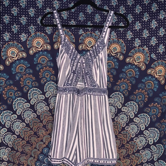 American Eagle Outfitters Other - American Eagle Embroidered Romper